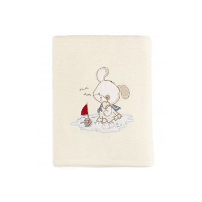 Drap de douche Teddy beach