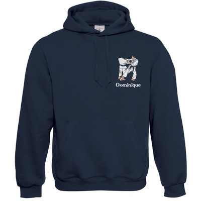 Sweat capuche à personnaliser