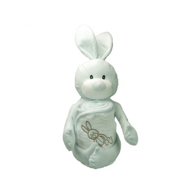 Doudou cape de bain Jo rabbit