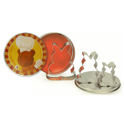 set emporte pieces lapin
