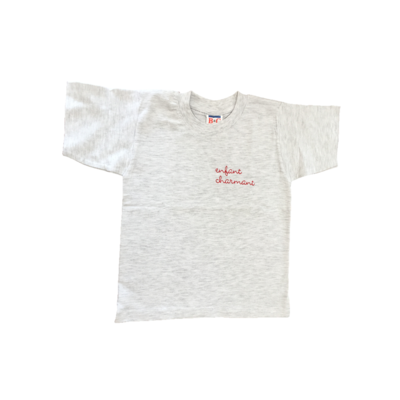 Tee shirt enfant charmant