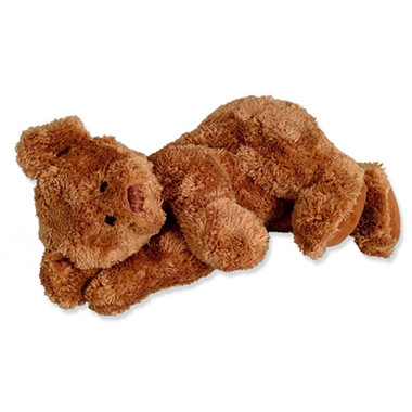 Peluche Ours Chocolat