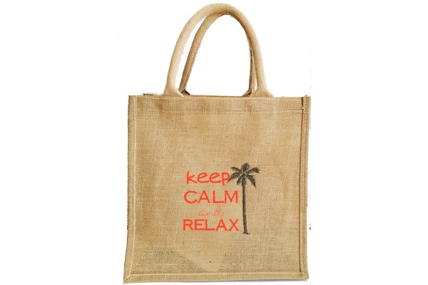 Sac keep calm and relax