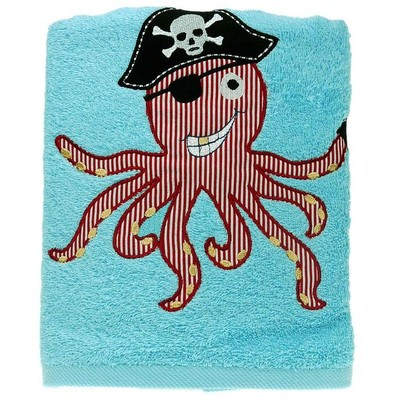 Serviette de toilette Octopus